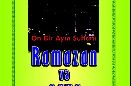 Ramazan və Oruc
